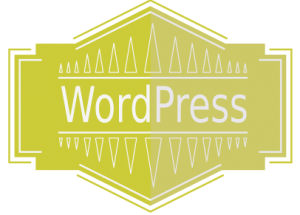 WordPressBadge