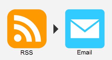 MailChimp nieuwsbrief recente posts